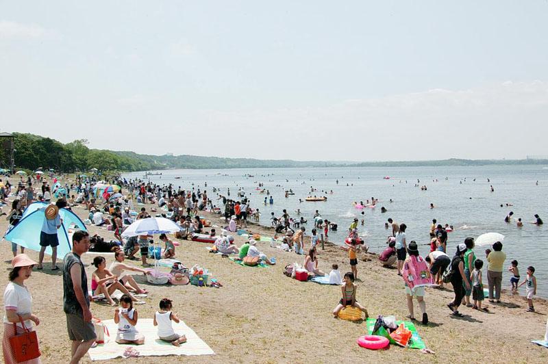 小川原湖畔キャンプ場写真3