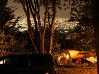 黒坂オートキャンプ場写真1