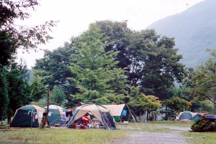 鬼怒川温泉オートキャンプ場写真1