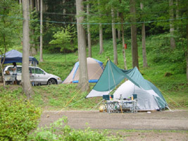 とよねランドオートキャンプ村写真4