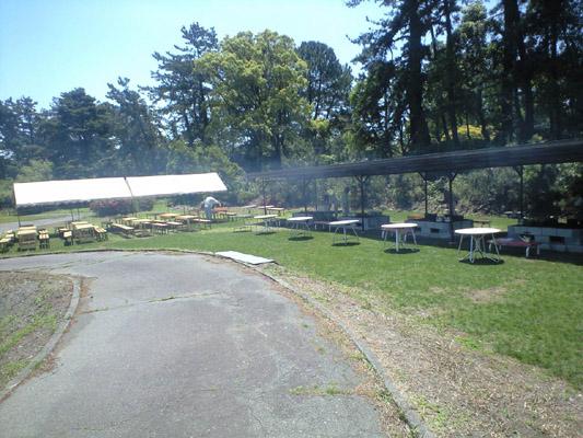 三保ハーバルキャンプ場写真3