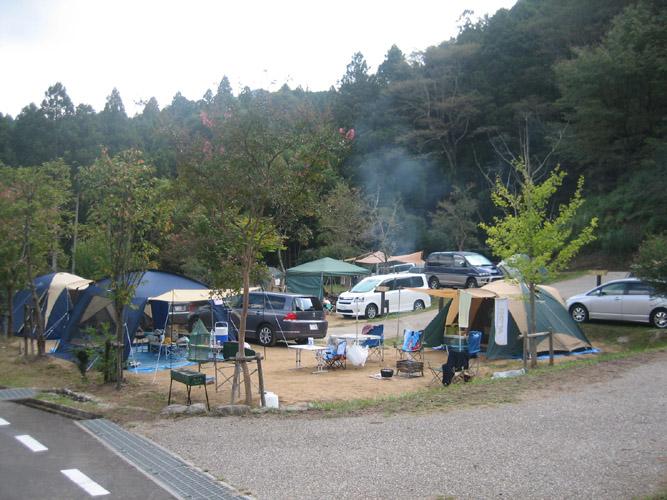ヒストリーパーク塚原オートキャンプ場写真1