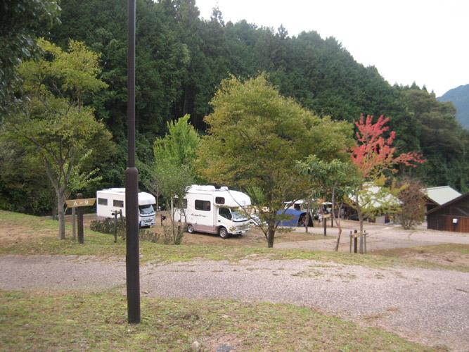 ヒストリーパーク塚原オートキャンプ場写真4