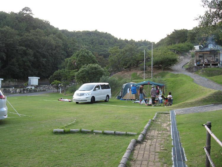小豆島ふるさと村キャンプ場写真4