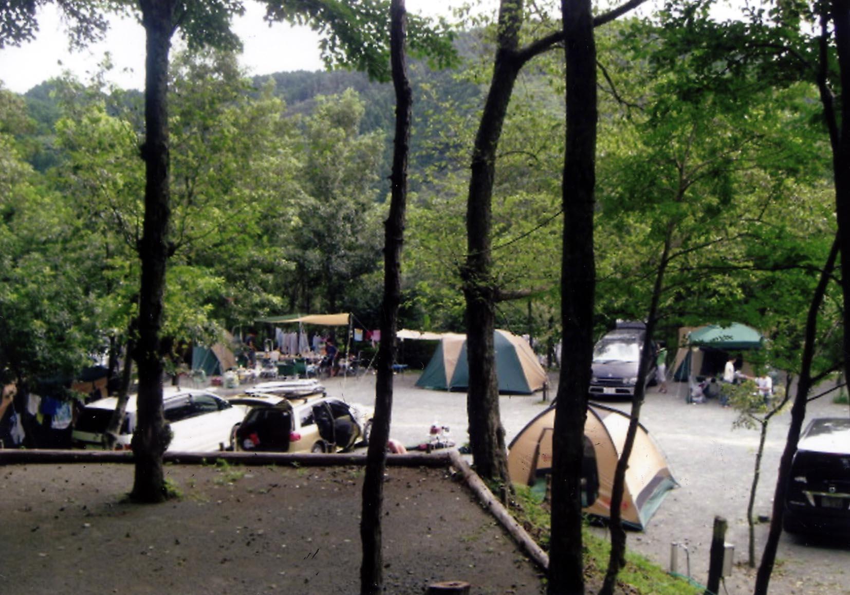 オートキャンプ銀河写真1