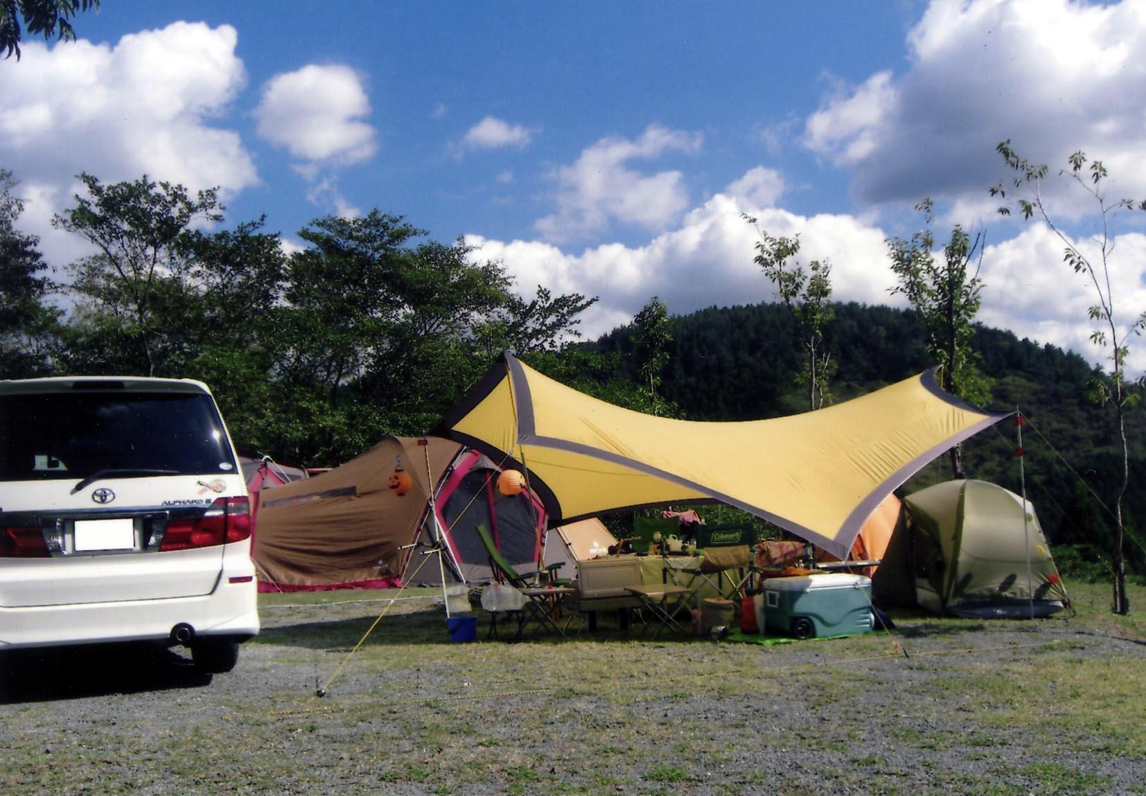 オートキャンプ銀河写真2