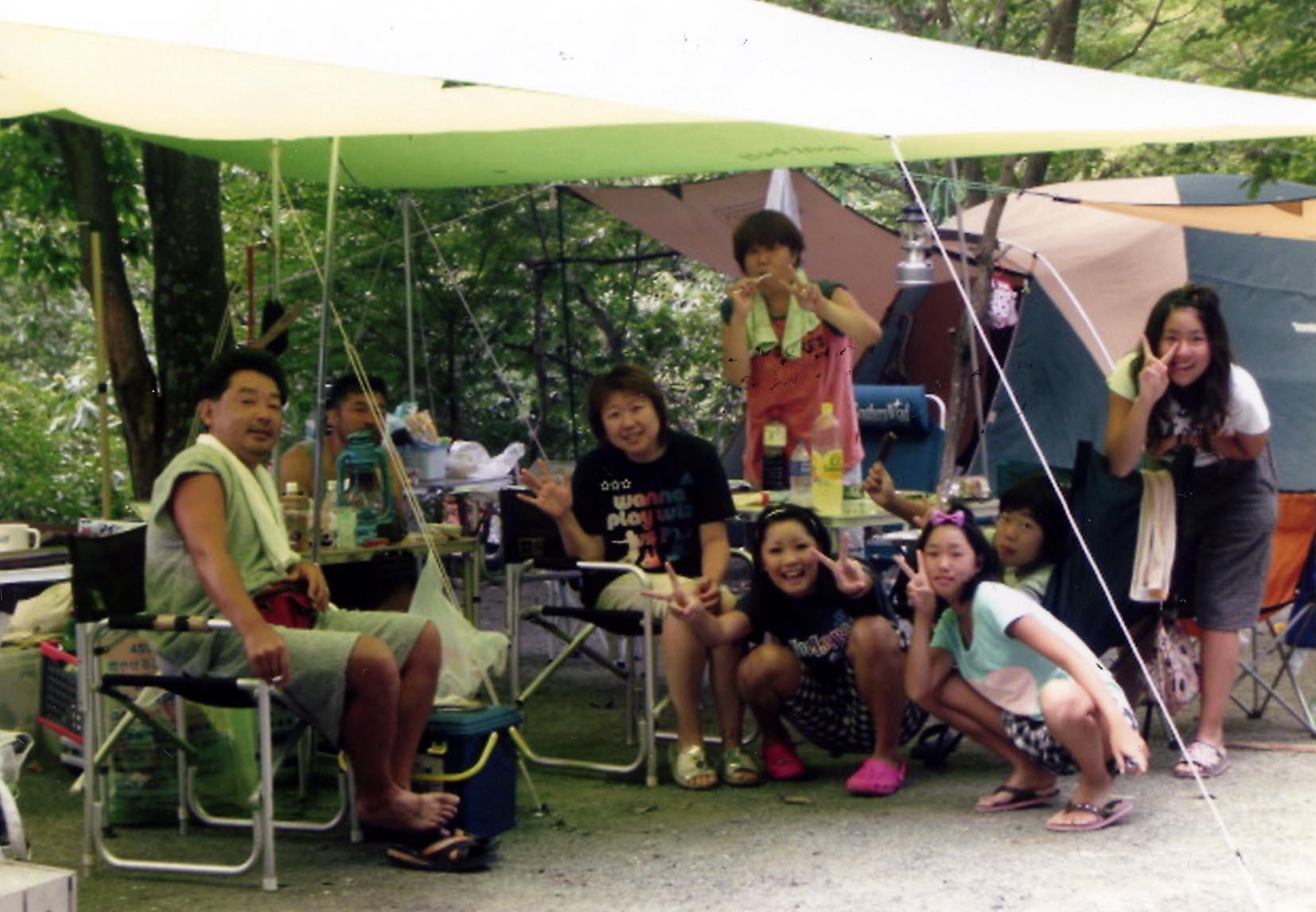 オートキャンプ銀河写真3