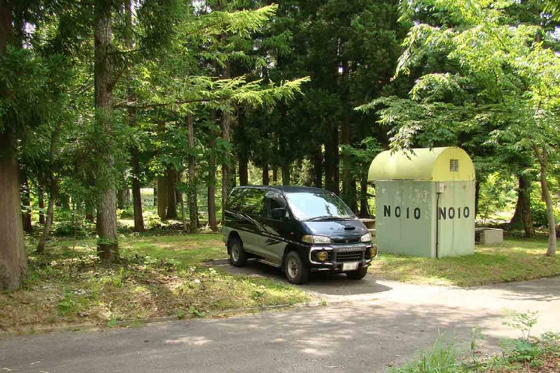 【閉鎖】三川オートキャンプ場写真2