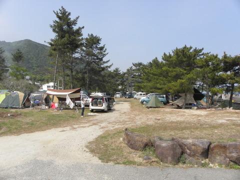 小部キャンプ場写真2