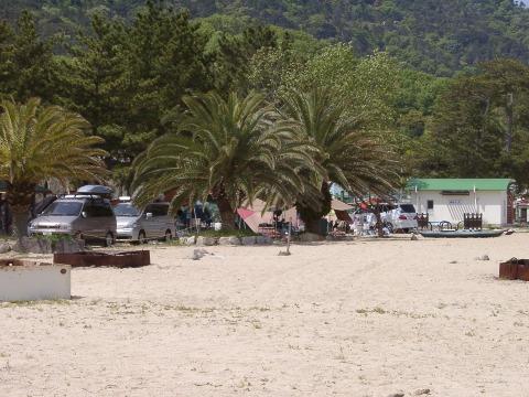 小部キャンプ場写真3