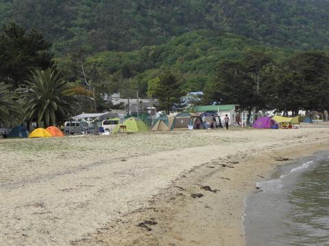 小部キャンプ場写真4