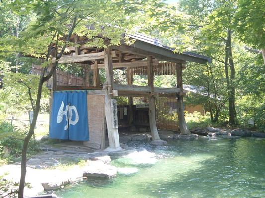合掌の森中尾キャンプ場写真1