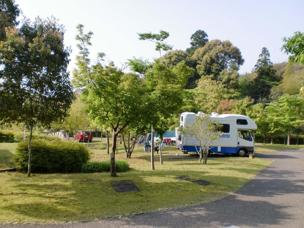 北薩広域公園オートキャンプ場写真1