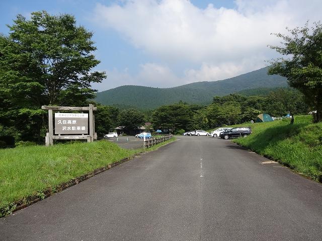 久住高原沢水キャンプ場写真3