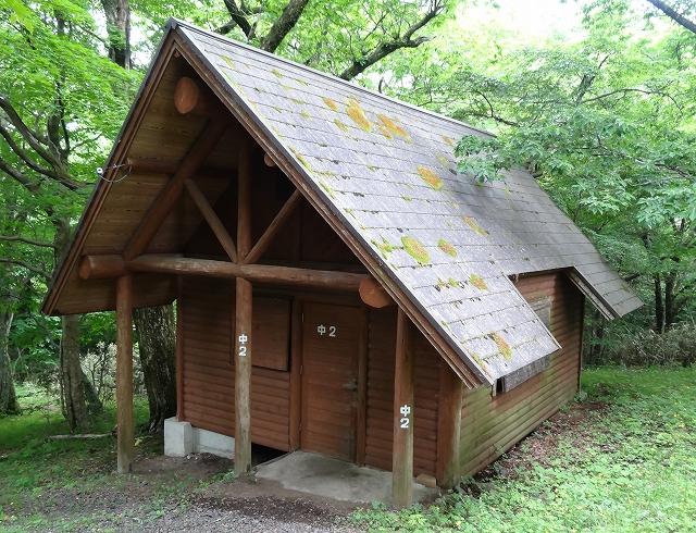 久住高原沢水キャンプ場写真5