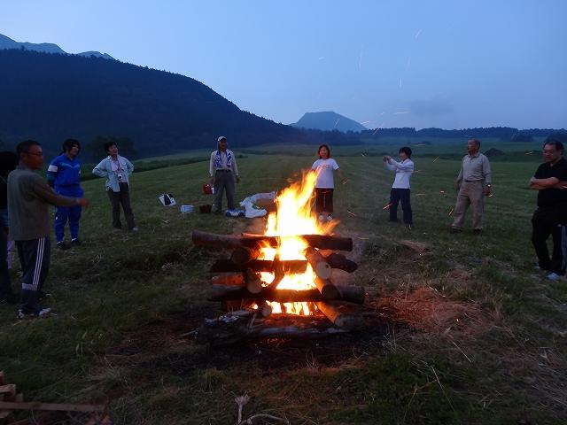久住高原沢水キャンプ場写真8