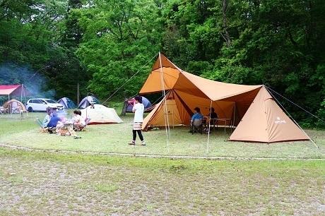 【閉鎖】邑南町青少年旅行村写真1