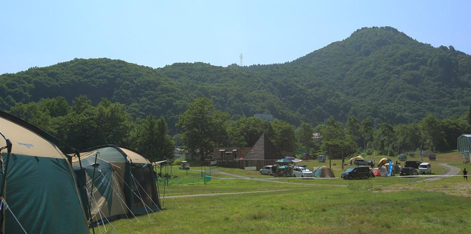 苗場高原オートキャンプ場写真1