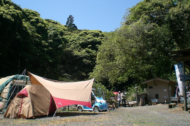 ACNオートキャンプin勝浦・まんぼう写真2