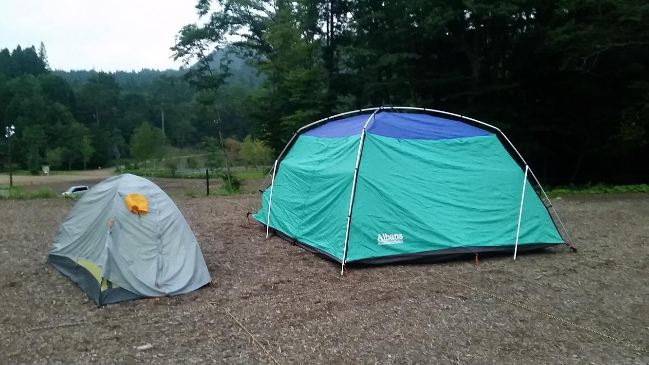 白馬森のわさび農園オートキャンプ場写真4