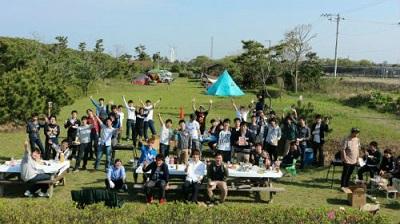神栖市営日川浜オートキャンプ場写真1