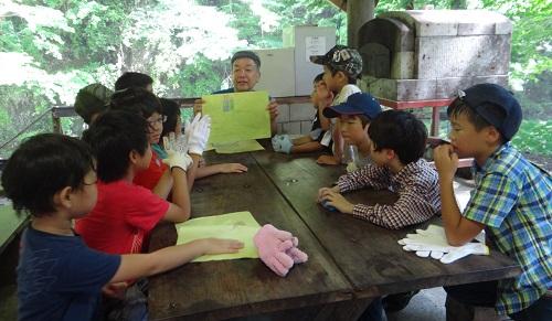 東部森林公園ほうれん坊の森キャンプ場写真7
