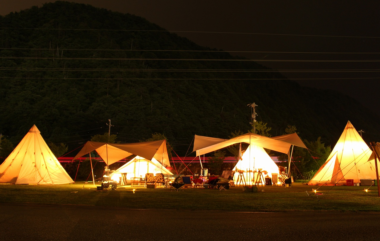 白山吉野オートキャンプ場写真10