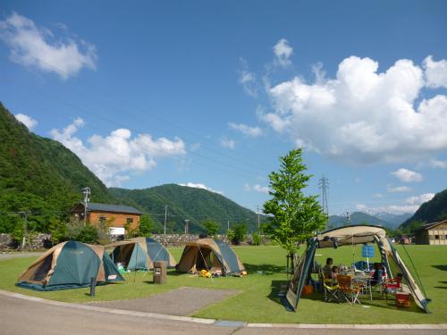白山吉野オートキャンプ場写真2