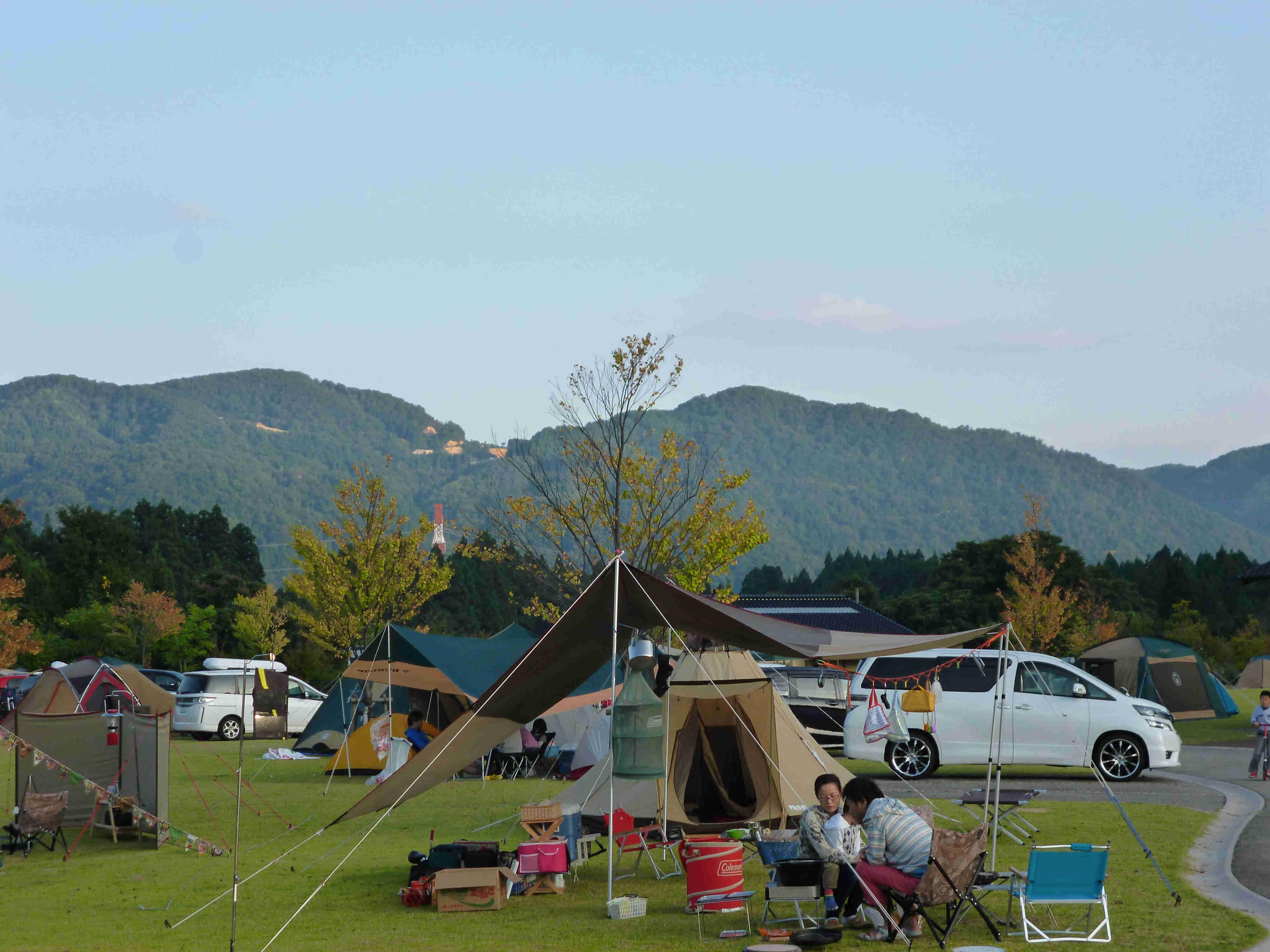 白山吉野オートキャンプ場写真3