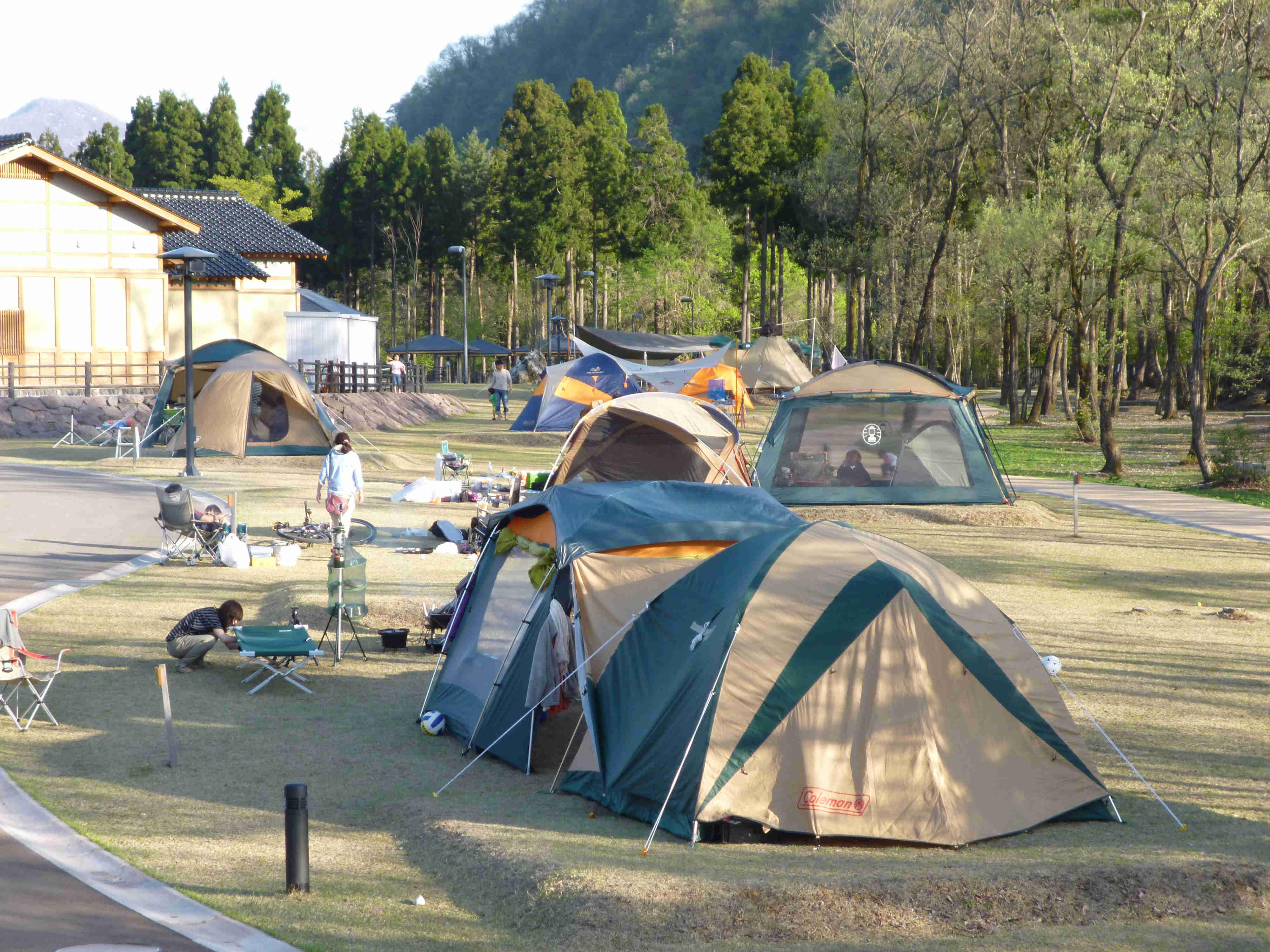 白山吉野オートキャンプ場写真4
