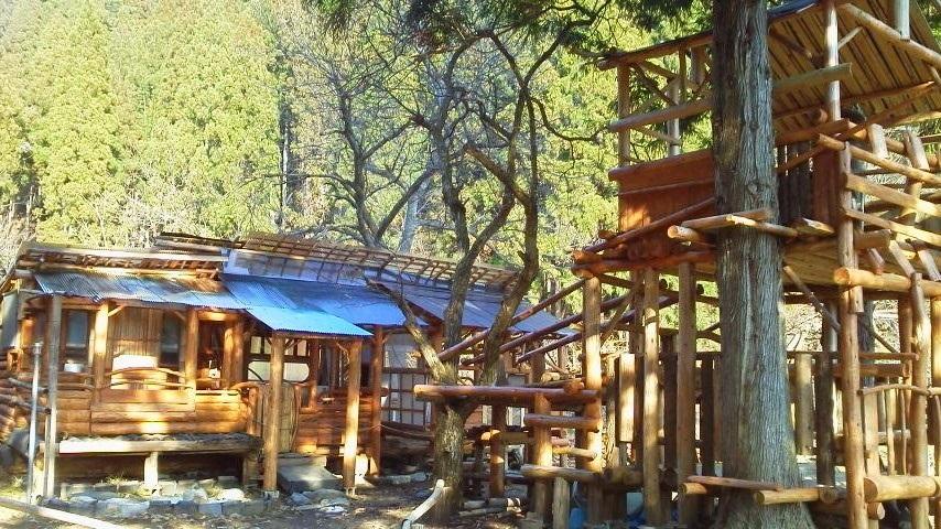 美山くるみの森キャンプ場写真1