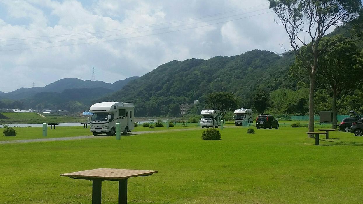 野口オートキャンプ場写真1