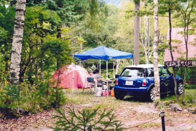 合掌の森中尾キャンプ場写真4