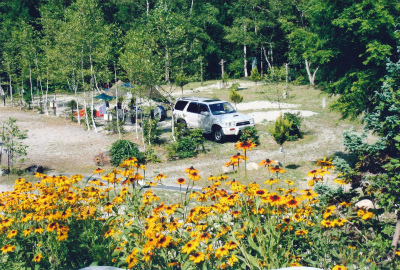 合掌の森中尾キャンプ場写真5