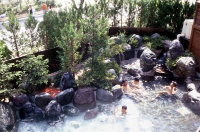 奥飛騨温泉郷オートキャンプ場写真3