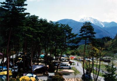 奥飛騨温泉郷オートキャンプ場写真4