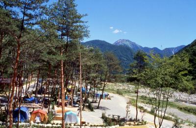 奥飛騨温泉郷オートキャンプ場写真6