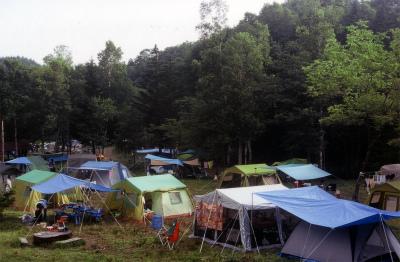飛騨高山キャンプ場写真1
