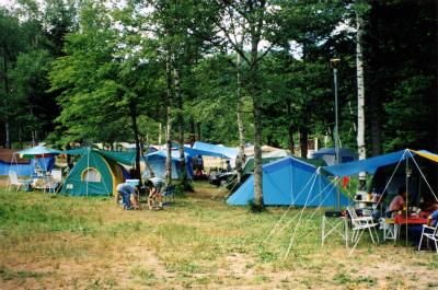 飛騨高山キャンプ場写真2