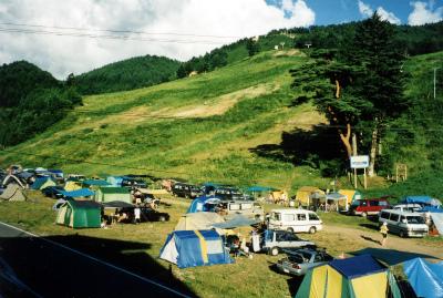 飛騨高山キャンプ場写真3