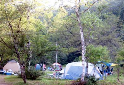 飛騨高山キャンプ場写真4