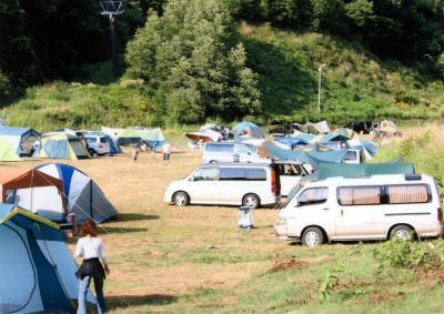 飛騨高山キャンプ場写真5