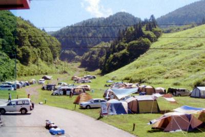 飛騨高山キャンプ場写真6