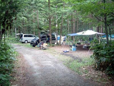AIMIX自然村南乗鞍オートキャンプ場写真2