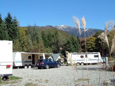 AIMIX自然村南乗鞍オートキャンプ場写真6
