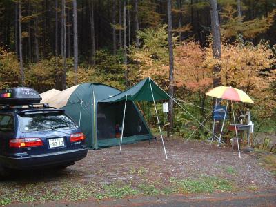 AIMIX自然村南乗鞍オートキャンプ場写真8