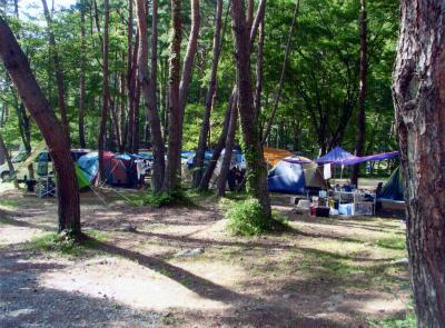 中川原キャンプ場写真3