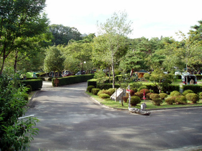福岡ローマン渓谷オートキャンプ場写真1