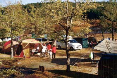 椛の湖オートキャンプ場写真1