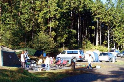 椛の湖オートキャンプ場写真3